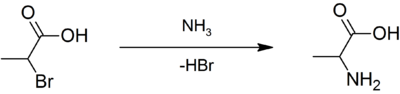 Synthesis of alanine - 2.png