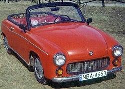 Syrena 105 kabriolet