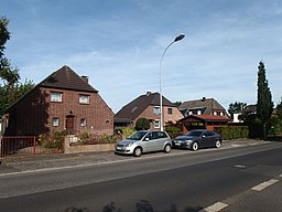 Hülser Straße in Tönisvorst