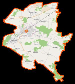 300px t%c5%82uszcz %28gmina%29 location map