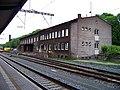 Třinec, nádraží, postranní budova.jpg