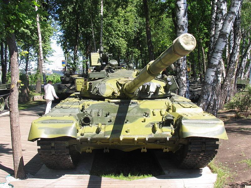 File:T-80 Museum of technique Front.jpg