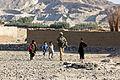TAAC-E advisers emphasize Afghan police logistics in Nangarhar 150106-A-VO006-100.jpg
