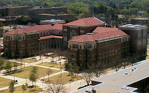 Texas Tech University College of Education - Image: TT Ueducation 2