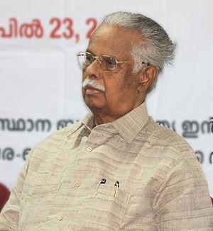 Kerala Sahitya Akademi Award for Story - Image: T Padmanabhan