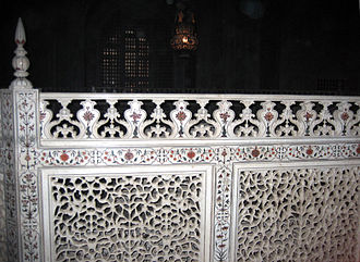 Jali - Image: Taj Inside 1