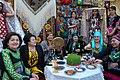 Tajik wedding ceremony (women & bride).jpg