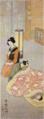 TakehisaYumeji-1918-Shigure no Kotatsu.png
