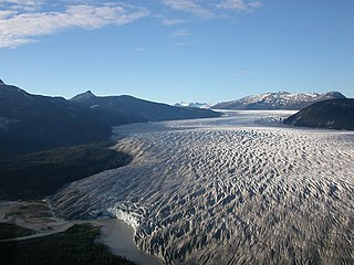 Tidewater glacier cycle