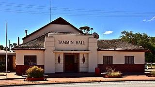 Shire of Tammin Local government area in Western Australia