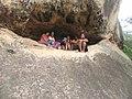 Tano Sacred Rock Shrine in Tanoboase, Ghana.jpg