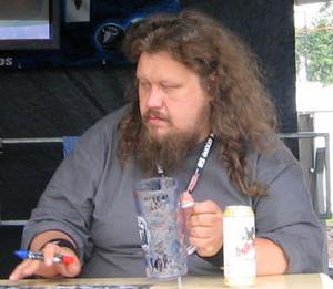 Tapio Wilska - Image: Tapio Wilska Wacken 2005