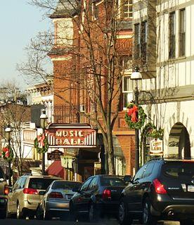 Tarrytown, New York Village in New York, United States