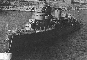 Tashkent-class destroyer - Image: Tashkent 02