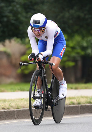 Russia at the 2012 Summer Olympics - Tatiana Antoshina in women's road time trial