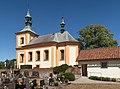 Tatobity, kostel svatého Vavřince IMG 7058 2018-08-07 12.53.jpg