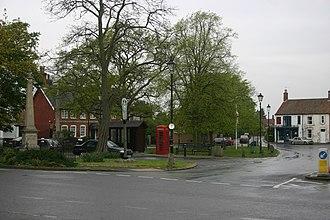 Tattershall - Image: Tattershall Village