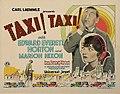 Taxi! Taxi! (1927) lobby card.jpg
