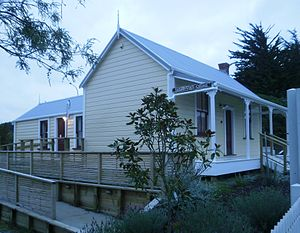 Taylor-Stace Cottage - Image: Taylor Stace Cottage 13