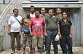 Team infront of Chintamani Ashram in Haridwar WTK20150913-DSC 3911.jpg
