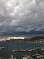 Tempesta sobre Calp.JPG