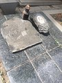 Terenti Graneli grave in Tbilisi Didube pantheon.jpg