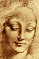 Teste di Giovinetta - Leonardo da Vinci.png