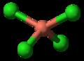Tetrachlorocuprate(II)-flattened-tetrahedral-3D-balls.png