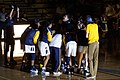 Texas A&M–Kingsville vs. Texas A&M–Commerce women's basketball 2017 03.jpg