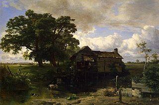 Mill in Eprave