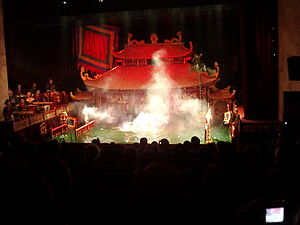 Thang Long Water Puppet Theatre 2