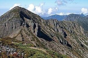 Xueshan - Image: The Holy Ridgeline