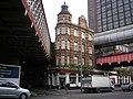 The 'Wellington at Waterloo', Waterloo Road, London - geograph.org.uk - 612450.jpg