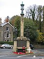 The Alnwick War dedication Memorial - geograph.org.uk - 281614.jpg