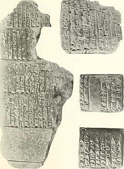 The Babylonian Expedition of the University of Pennsylvania. Series A- Cuneiform texts (1893) (14595733948)