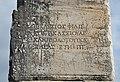 The Beştaş Obelisk, an obelisk-like funeral monument of Gaius Cassius Philieus located outside Nicaea, 1st century AD, Iznik, Turkey (24765712078).jpg