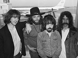 The Byrds vuonna 1970