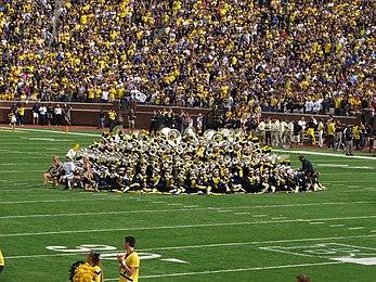 Michigan Marching Band - Wikipedia