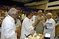 The Chief Minister of Madhya Pradesh Shri Babu Lal Gaur, the Chief Minister of Uttar Pradesh Shri Mulayam Singh Yadav, the Chief Minister of Karnataka Shri Dharam Singh (1).jpg