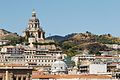 The Church of Christ the King overlooking the streets of Messina. Island of Sicily, Italy, Southern Europe.jpg