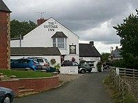 The Cottage Inn, Llangwm - geograph.org.uk - 220645.jpg