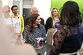 The Duke and Duchess Cambridge at Commonwealth Big Lunch on 22 March 2018 - 034.jpg