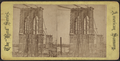 The East River bridge, New York City, from Robert N. Dennis collection of stereoscopic views.png