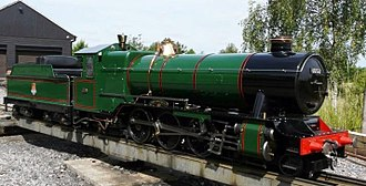 Lakeside Country Park - The Empress ELR