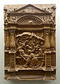 The Entombment of Christ in a Rich Architectural Frame, by Hans Schwarz, Augsburg, 1516, pear wood - Bode-Museum - DSC03297.JPG
