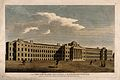 The Hospital of Bethlem (Bedlam), St. George's Fields, Lambe Wellcome V0013737.jpg