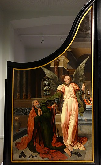 M - Museum Leuven - The Liberation of Saint Peter by Jan Rombouts at M
