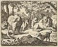 The Lion Delays Renard's Execution for a Final Interrogation from Hendrick van Alcmar's Renard The Fox MET DP837714.jpg