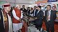 The Prime Minister, Shri Narendra Modi visiting a Skill Exhibition, in Kanpur, Uttar Pradesh.jpg