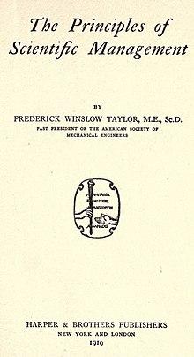 El origen del management, el Taylorismo y su maligna herencia en tecnología